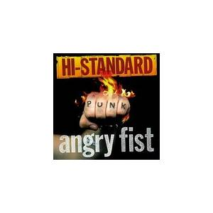 Hi-Standard: Angry Fist - Cover