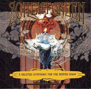 Soilent Green: Deleted Symphony For The Beaten Down, A - Cover