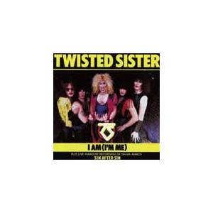 Twisted Sister: I Am (I'm Me) - Cover