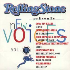 Rolling Stone: New Voices Vol. 18 - Cover