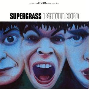 Supergrass: I Should Coco - Cover