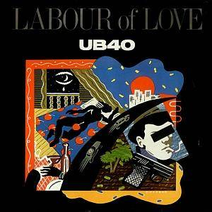 UB40: Labour Of Love - Cover