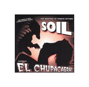 Cover - SOiL: El Chupacabra