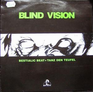 Blind Vision: Bestialic Beat - Cover
