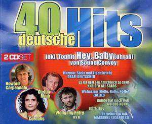 Cover - Superboys: 40 Deutsche Hits