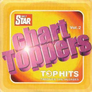 Chart Toppers Vol. 2: Top Hits Through The Decades - Cover