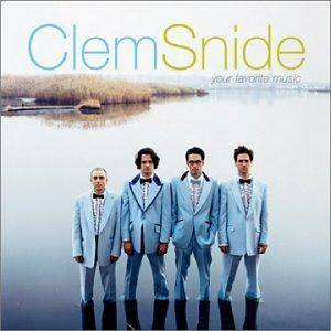 Cover - Clem Snide: Your Favorite Music