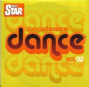 Cover - I Monster: Dance Vol.02 - DanceClassics: Some of the greatest dance anthems ever
