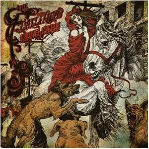 Cover - Flatliners, The: Cavalcade