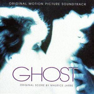 Maurice Jarre: Ghost - Cover