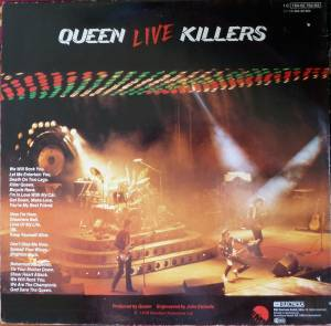 Queen: Live Killers (2-LP) - Bild 2