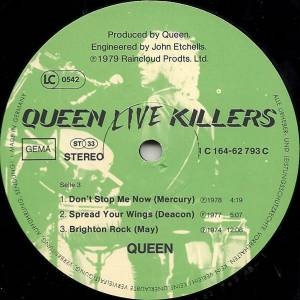 Queen: Live Killers (2-LP) - Bild 9