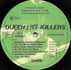 Queen: Live Killers (2-LP) - Bild 10