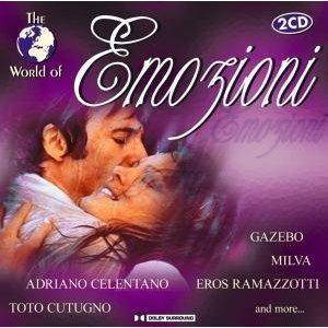 Cover - Marco Silenzi: World Of Emozioni, The