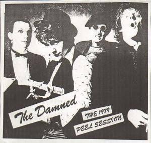 The Damned: 1979 Peel Session, The - Cover