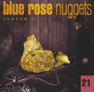 Cover - Patty Hurst Shifter: Blue Rose Nuggets 21