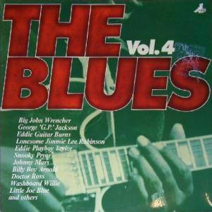 Cover - Boogie Woogie Red: Blues Vol. 4, The