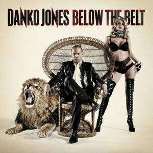 Cover - Danko Jones: Below The Belt