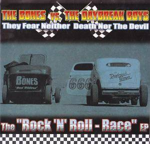 "Cover - Bones, The: ""Rock'n Roll Race"" EP, The"