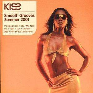 Cover - Aaron Soul: Kiss Smooth Grooves Summer 2001