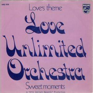 Cover - Love Unlimited Orchestra: Love's Theme