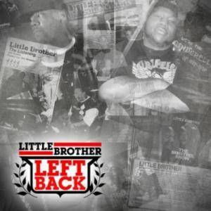 Cover - Little Brother: Left Back
