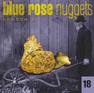 Cover - Patty Hurst Shifter: Blue Rose Nuggets 18