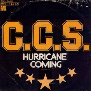 Cover - CCS: Hurricane Coming