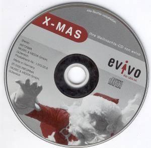 x mas ihre weihnachts cd von evivo cd 2000. Black Bedroom Furniture Sets. Home Design Ideas