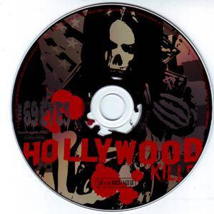 The 69 Eyes: Hollywood Kills - Live At Whiskey A Go Go (CD) - Bild 3