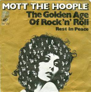 Cover - Mott The Hoople: Golden Age Of Rock'n'Roll, The