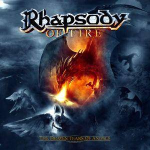 Rhapsody Of Fire: Frozen Tears Of Angels, The - Cover