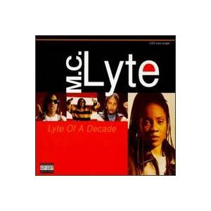 Cover - MC Lyte: Lyte Of A Decade
