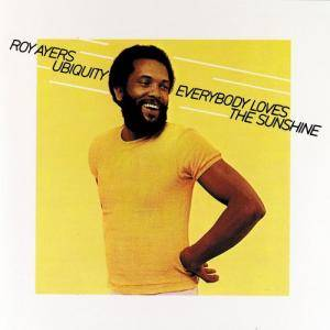 Cover - Roy Ayers Ubiquity: Everybody Loves The Sunshine