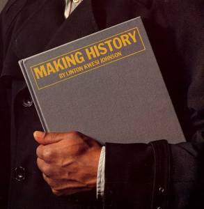 Linton Kwesi Johnson: Making History - Cover