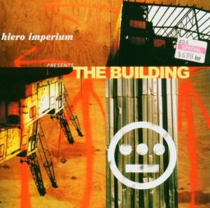 Cover - Z Man: Hiero Imperium Presents The Building