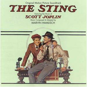 Scott Joplin: Sting, The - Cover