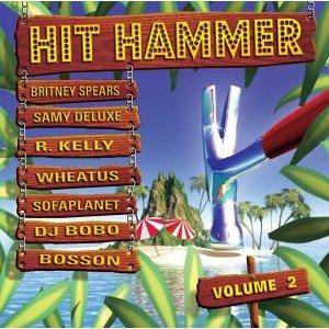 Hit Hammer Vol.2 - Cover