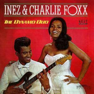 Cover - Inez & Charlie Foxx: Come By Here