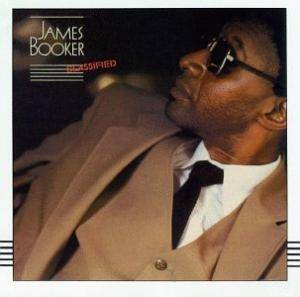 Cover - James Booker: Classified