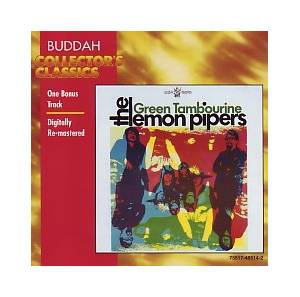 Cover - Lemon Pipers, The: Green Tambourine