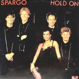 Cover - Spargo: Hold On
