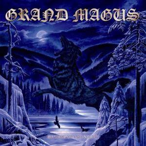 Grand Magus: Hammer Of The North - Cover