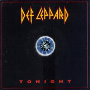 Def Leppard: Tonight - Cover