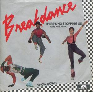 Ollie & Jerry: Breakdance ...There's No Stopping Us - Cover