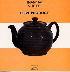 Cover - Clive Product: Financial Suicide
