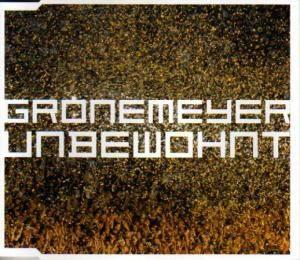 Herbert Grönemeyer: Unbewohnt (Promo-Single-CD) - Bild 1