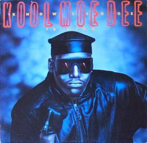 Cover - Kool Moe Dee: Knowledge Is King