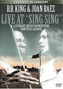 B.B. King & Joan Baez: Live At Sing Sing - Cover
