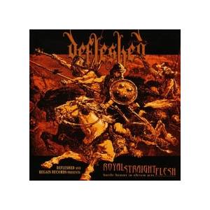 Defleshed: Royal Straight Flesh - Cover